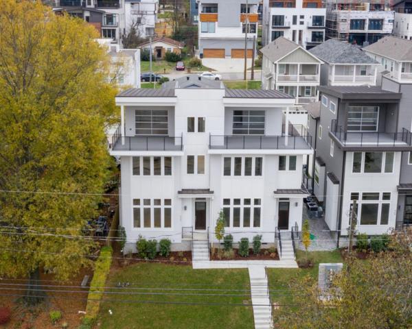 905 South St, Nashville, TN 37203 (MLS #1991207) :: John Jones Real Estate LLC