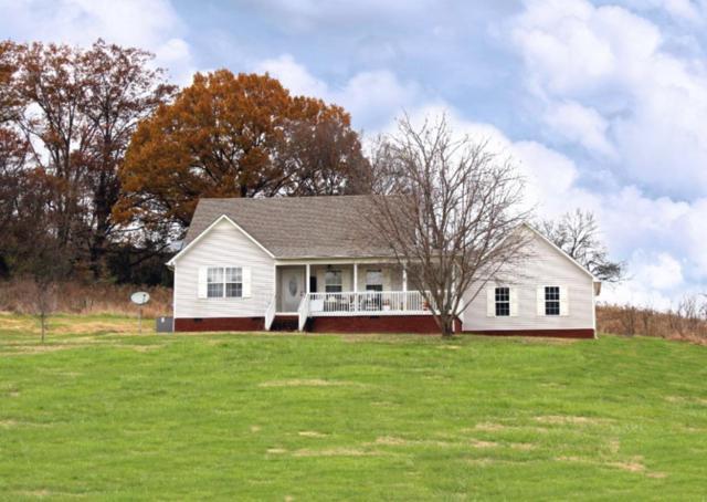 4107 Roy Thompson Rd, Mount Pleasant, TN 38474 (MLS #1991388) :: Nashville on the Move