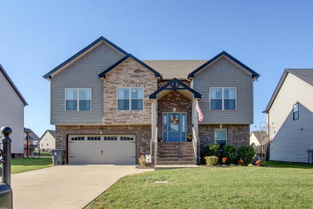 1137 N Ja Tate Dr, Clarksville, TN 37043 (MLS #1991425) :: John Jones Real Estate LLC
