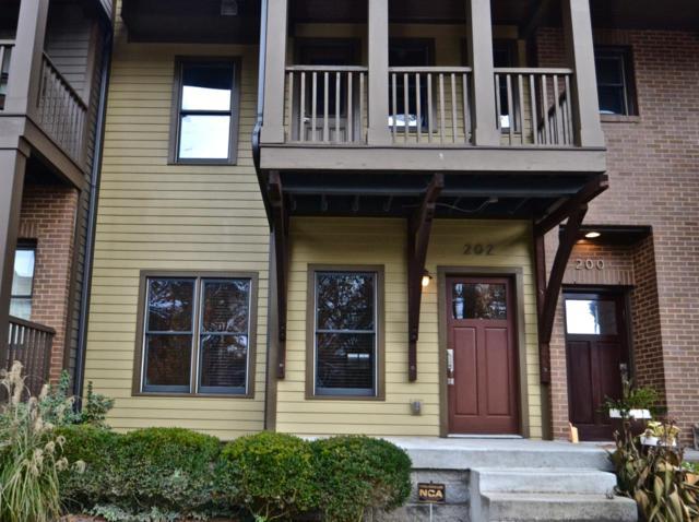 202 36th Ave N, Nashville, TN 37209 (MLS #1991505) :: John Jones Real Estate LLC