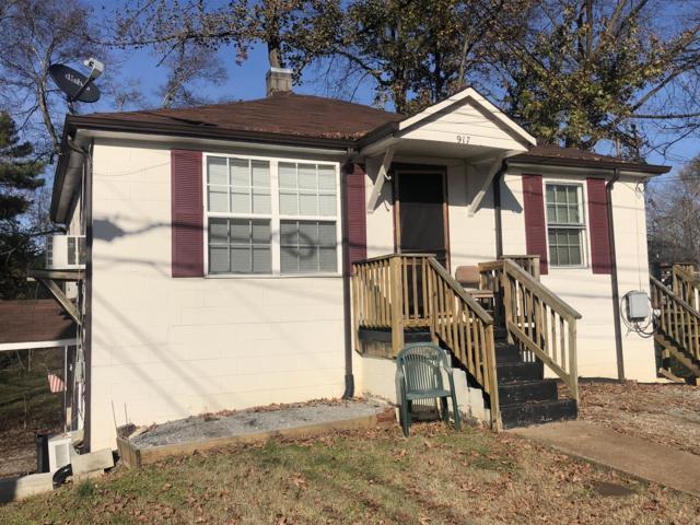 917 Woodland St, Clarksville, TN 37040 (MLS #1991730) :: John Jones Real Estate LLC
