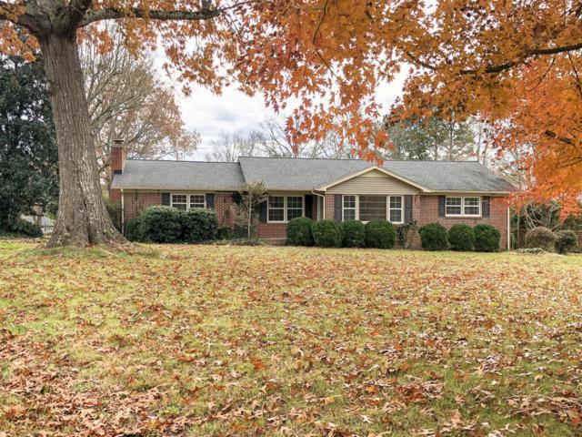 1301 Woodland St, Tullahoma, TN 37388 (MLS #1991736) :: Nashville on the Move