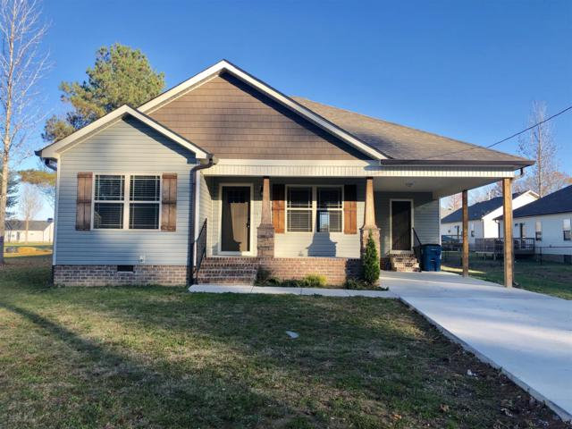 295 Ester Ln, Manchester, TN 37355 (MLS #1991838) :: John Jones Real Estate LLC