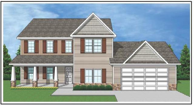 707 Mitscher Dr (Lot 38), Spring Hill, TN 37174 (MLS #1991865) :: John Jones Real Estate LLC