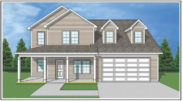 714 Mitscher Dr (Lot 46), Spring Hill, TN 37174 (MLS #1991890) :: John Jones Real Estate LLC