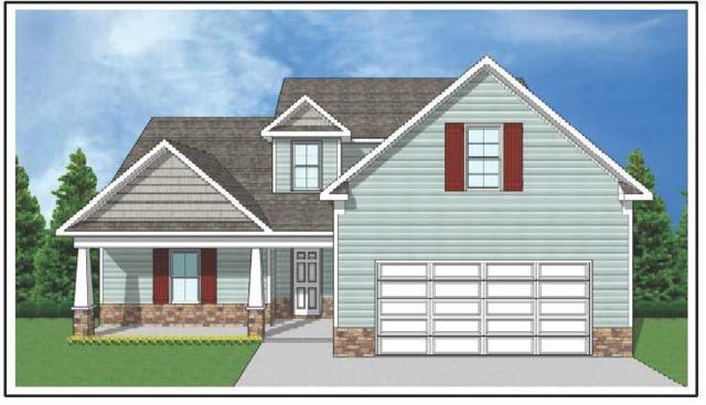 715 Mitscher Dr ( Lot 42), Spring Hill, TN 37174 (MLS #1991898) :: John Jones Real Estate LLC