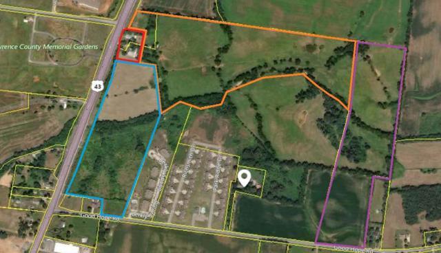 0 Hwy 43 N, Lawrenceburg, TN 38464 (MLS #1991911) :: Fridrich & Clark Realty, LLC