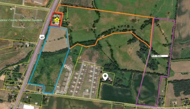 2952 Highway 43 N, Lawrenceburg, TN 38464 (MLS #1991917) :: Fridrich & Clark Realty, LLC