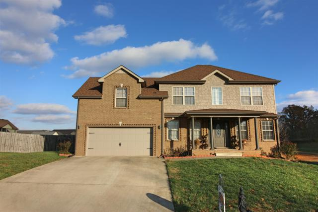 2203 Killington Dr, Clarksville, TN 37043 (MLS #1992032) :: John Jones Real Estate LLC