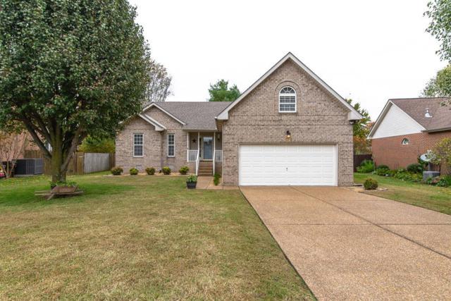 706 Creek Landing Cir, Mount Juliet, TN 37122 (MLS #1992297) :: Team Wilson Real Estate Partners