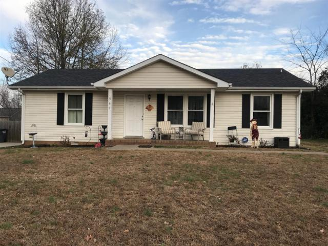 561 Danielle Dr, Clarksville, TN 37042 (MLS #1992302) :: John Jones Real Estate LLC