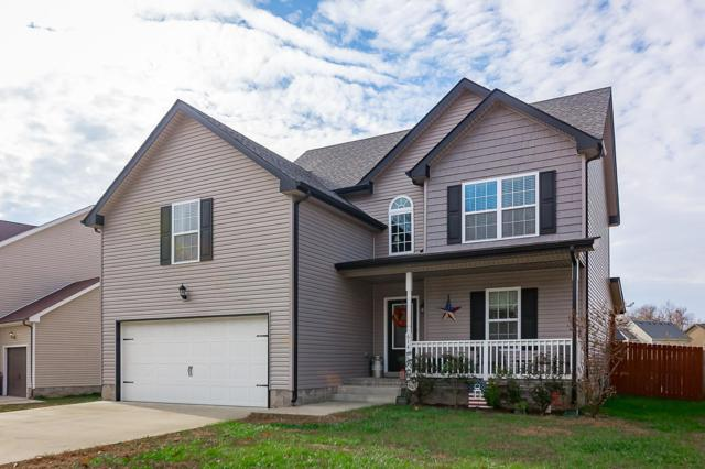 614 Fox Path Ln, Clarksville, TN 37040 (MLS #1992674) :: John Jones Real Estate LLC