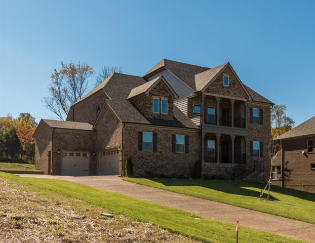 309 Bayberry Ct, Nolensville, TN 37135 (MLS #1992720) :: DeSelms Real Estate