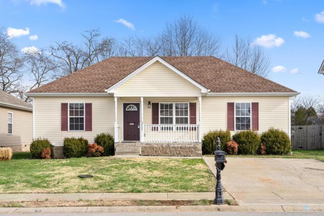 3435 Foxrun Ln, Clarksville, TN 37042 (MLS #1992837) :: John Jones Real Estate LLC