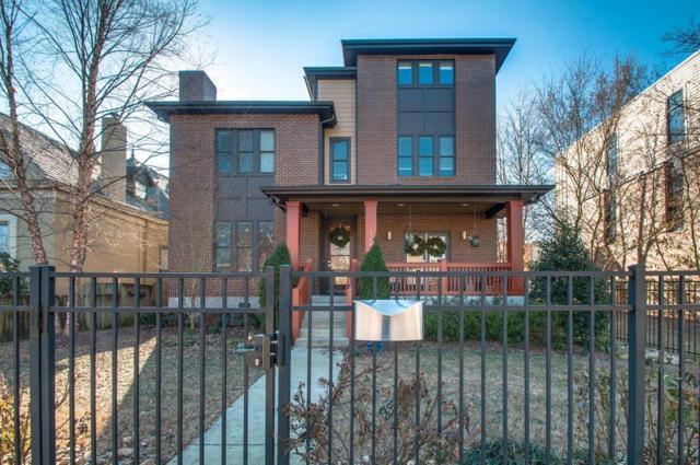 1108 Russell Street, Nashville, TN 37206 (MLS #1992839) :: John Jones Real Estate LLC