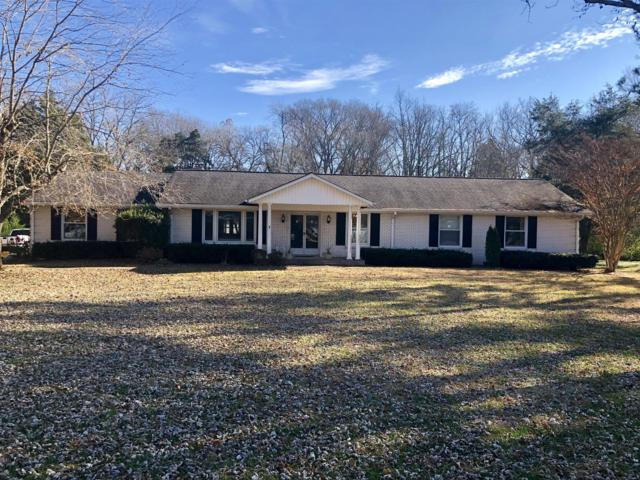 1214 Lipscomb Dr, Brentwood, TN 37027 (MLS #1992939) :: John Jones Real Estate LLC