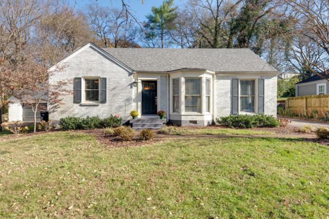 3418 Springbrook Dr, Nashville, TN 37204 (MLS #1992986) :: John Jones Real Estate LLC