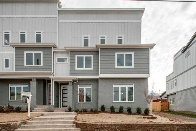1027 B Cheatham Pl, Nashville, TN 37208 (MLS #1993077) :: John Jones Real Estate LLC