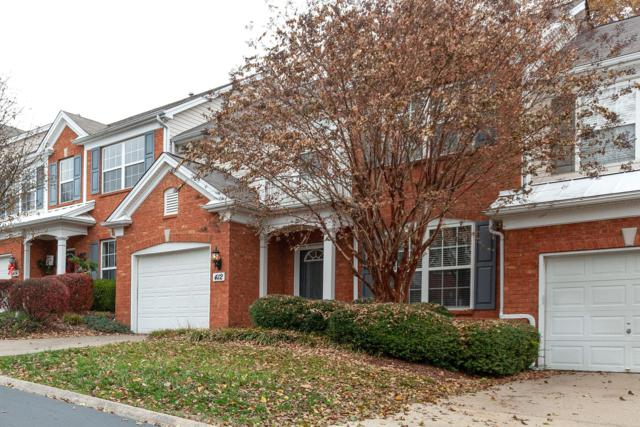 412 Old Towne Dr #412, Brentwood, TN 37027 (MLS #1993215) :: RE/MAX Choice Properties