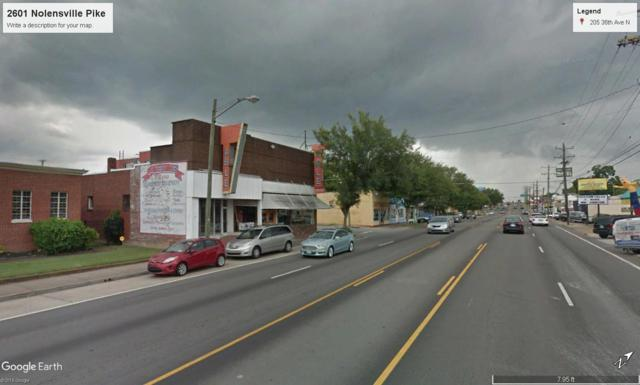 2601 Nolensville Pike, Nashville, TN 37211 (MLS #1993256) :: FYKES Realty Group
