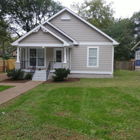 1228 N 2nd St, Nashville, TN 37207 (MLS #1993286) :: Group 46:10 Middle Tennessee
