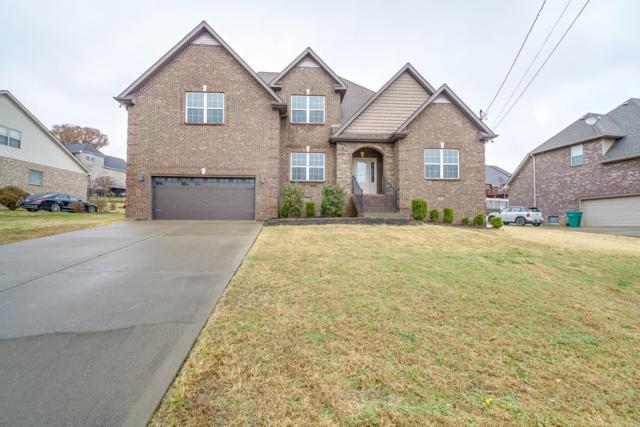 491 Williamsport Dr, Smyrna, TN 37167 (MLS #1993290) :: John Jones Real Estate LLC