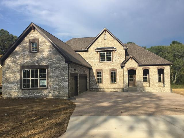 112 Watermill Lane Lot 6, Lebanon, TN 37087 (MLS #1993375) :: John Jones Real Estate LLC