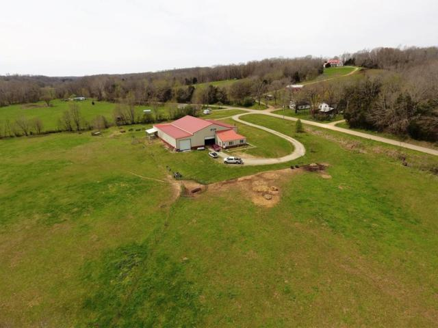545 Salmon Branch Rd, Erin, TN 37061 (MLS #1993416) :: HALO Realty