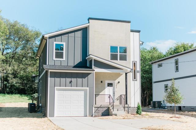 1309 Bessie Ave, Nashville, TN 37207 (MLS #1993427) :: John Jones Real Estate LLC