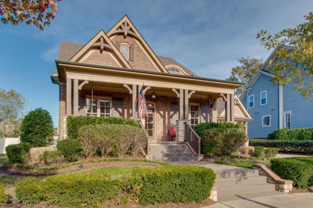 1552 Fleetwood Drive, Franklin, TN 37064 (MLS #1993494) :: DeSelms Real Estate