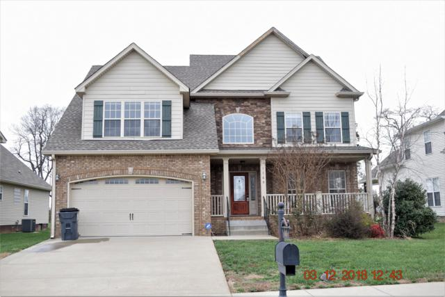 1369 Judge Tyler Dr, Clarksville, TN 37043 (MLS #1993594) :: John Jones Real Estate LLC
