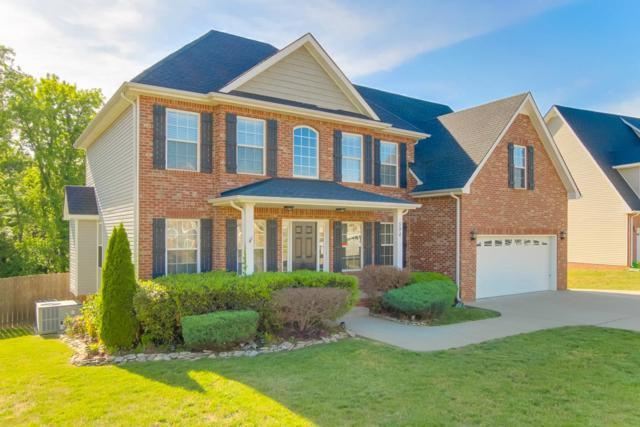 594 Winding Bluff Way, Clarksville, TN 37040 (MLS #1993620) :: John Jones Real Estate LLC
