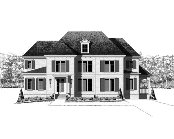 9203 Bradbury Ct Lot 131, Brentwood, TN 37027 (MLS #1993664) :: John Jones Real Estate LLC