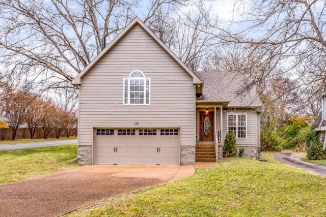 1301 Howard Ave, Nashville, TN 37216 (MLS #1993713) :: John Jones Real Estate LLC