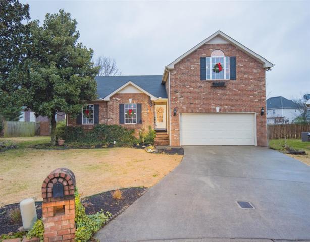 2527 Claymore Run, Murfreesboro, TN 37130 (MLS #1993848) :: John Jones Real Estate LLC