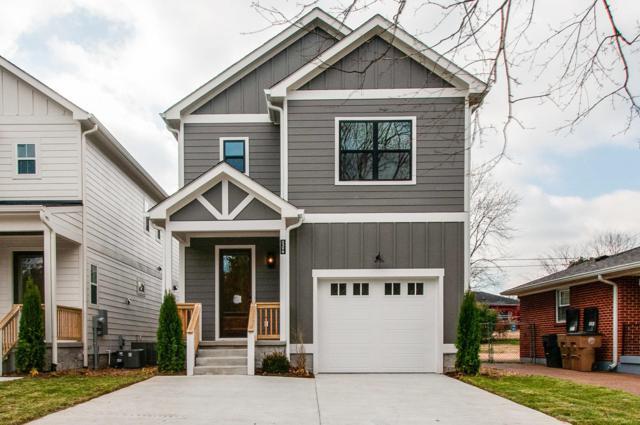 539 A American Rd, Nashville, TN 37209 (MLS #1993922) :: John Jones Real Estate LLC