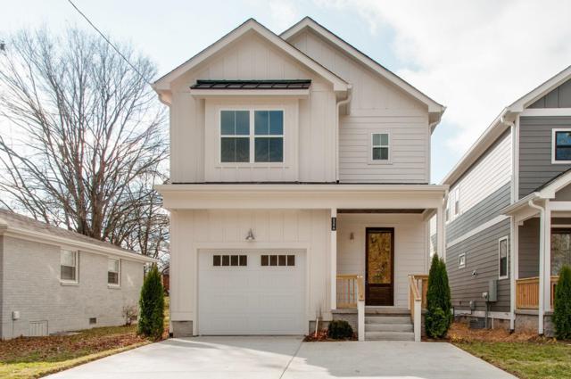 539 B American Rd, Nashville, TN 37209 (MLS #1993923) :: John Jones Real Estate LLC