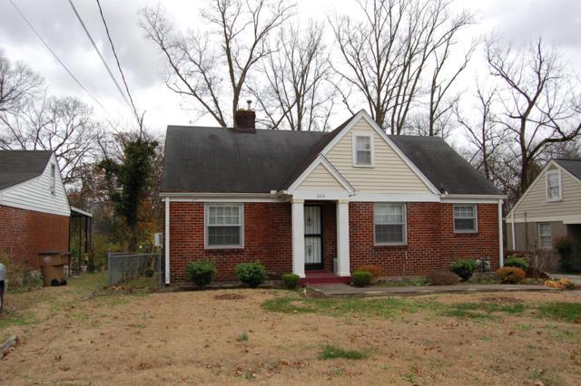 2818 Bronte Ave, Nashville, TN 37216 (MLS #1993941) :: John Jones Real Estate LLC