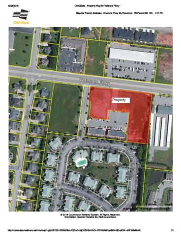 0 Veterans Pkwy, Murfreesboro, TN 37128 (MLS #1994170) :: Team Wilson Real Estate Partners