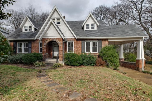 1608 Green Hills Dr, Nashville, TN 37215 (MLS #1994247) :: The Helton Real Estate Group
