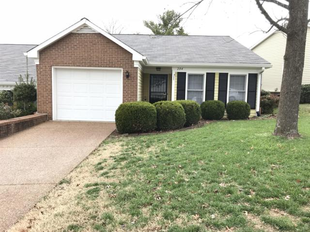 204 Cana Cir, Nashville, TN 37205 (MLS #1994258) :: Fridrich & Clark Realty, LLC