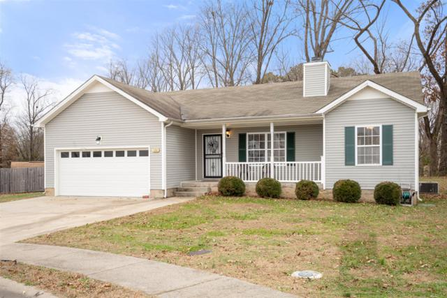 390 Paris Dr, Clarksville, TN 37042 (MLS #1994331) :: John Jones Real Estate LLC