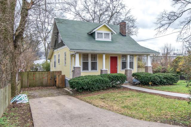 1106 Chester, Nashville, TN 37206 (MLS #1994394) :: Exit Realty Music City