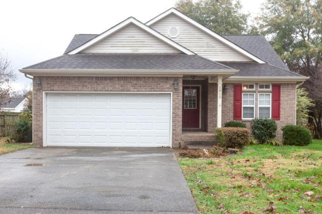 1815 Oreilly Cir, Spring Hill, TN 37174 (MLS #1994484) :: The Helton Real Estate Group
