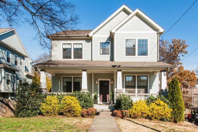 1716 Rosewood Ave, Nashville, TN 37212 (MLS #1994503) :: Oak Street Group