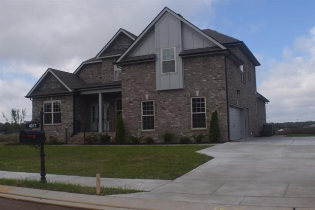 4017 Gilreath Place (Lot 95), Murfreesboro, TN 37127 (MLS #1994563) :: Maples Realty and Auction Co.