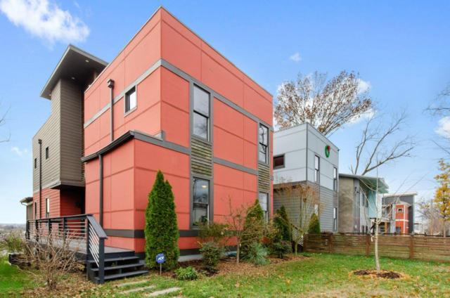 1108 B Glenview, Nashville, TN 37206 (MLS #1994582) :: John Jones Real Estate LLC