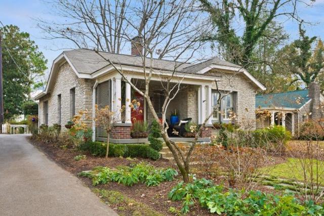 207 Lewisburg Ave, Franklin, TN 37064 (MLS #1994590) :: Nashville on the Move