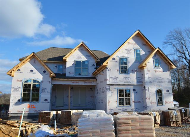 312 Montrose Way #312, Mount Juliet, TN 37122 (MLS #1994605) :: John Jones Real Estate LLC