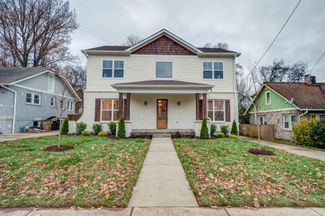 407 Scott Ave, Nashville, TN 37206 (MLS #1994606) :: John Jones Real Estate LLC